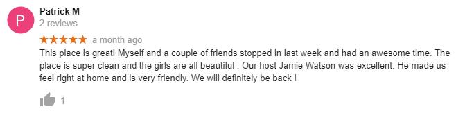 Hustler club google reviews-2
