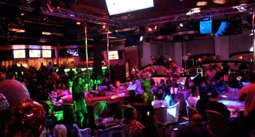 Inside Hustler Club