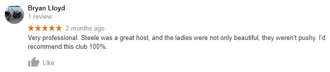 Sapphire club google reviews-3