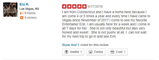 Deja vu yelp reviews-2