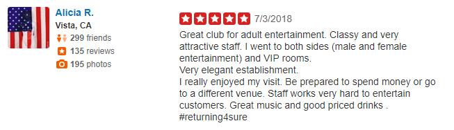 Sapphire club yelp reviews